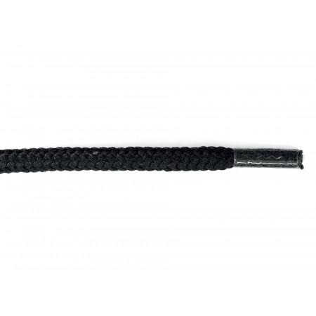 Lacet cordelette noir 120cm