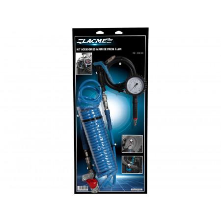 Kit accessoires main de frein à air