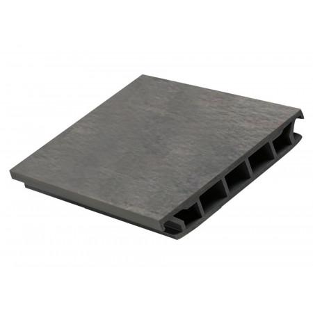 Lame de terrasse composite Optima EKO carbone