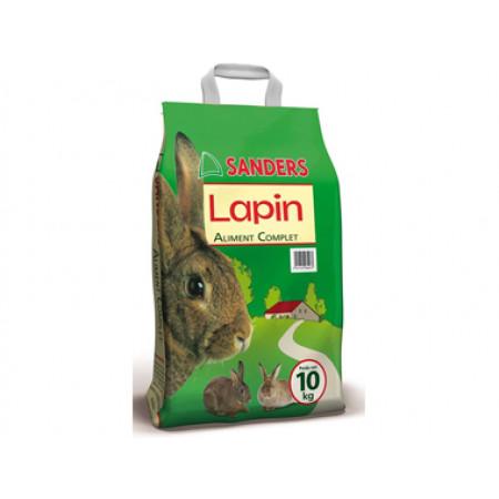 Aliment complet pour lapin 10kg SANDERS