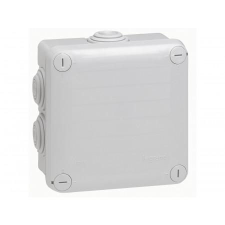 Boîte de dérivation étanche carrée 100X100 PLEXO