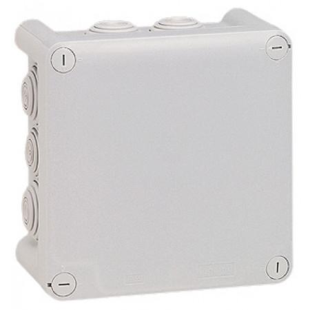 Boîte de dérivation étanche carrée 130X130 PLEXO