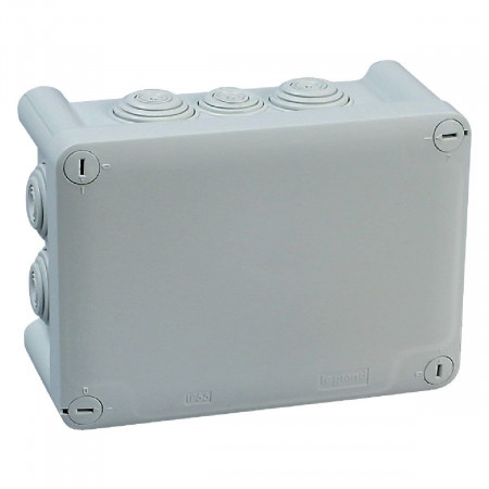 Boîte de dérivation étanche carrée 150X110 PLEXO
