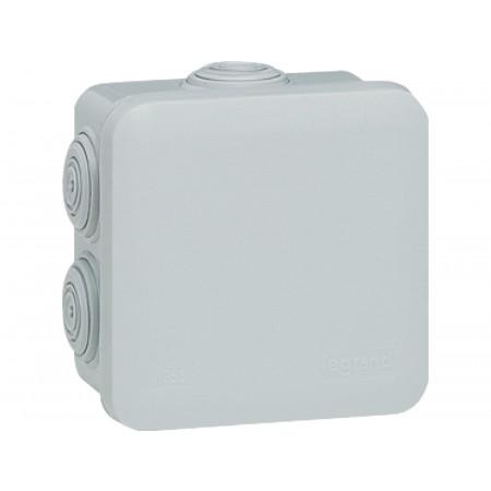 Boîte de dérivation étanche carrée 65X65 PLEXO