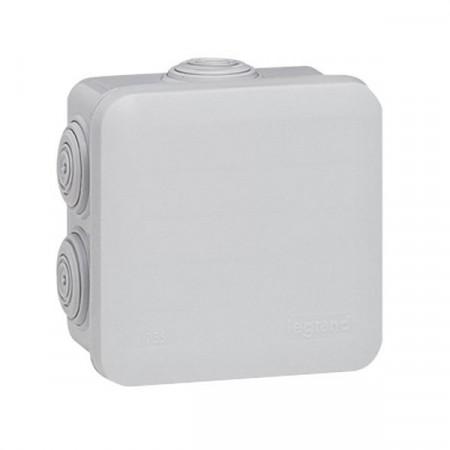 Boîte de dérivation étanche carrée 80X80 PLEXO
