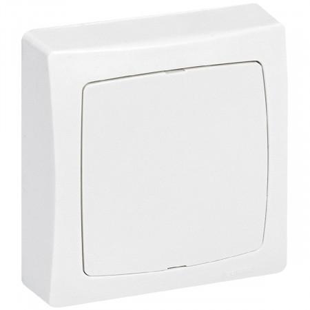 Boîte de dérivation sortie câble ASL blanc