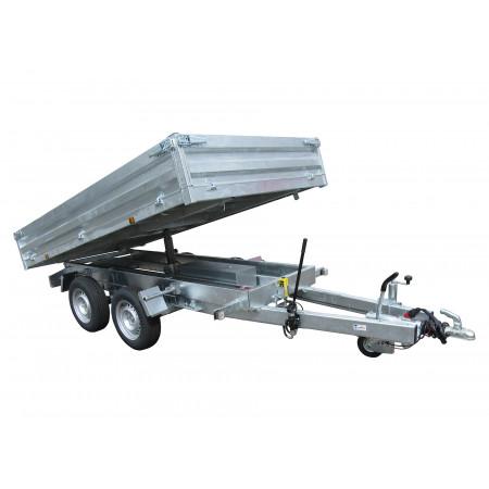 Remorque benne LIDER L.3,20m PTAC 2500kg