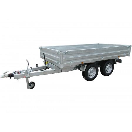Remorque benne LIDER L.3,20m PTAC 3500kg