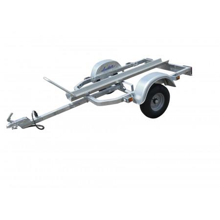 Remorque châssis porte moto LIDER 500kg