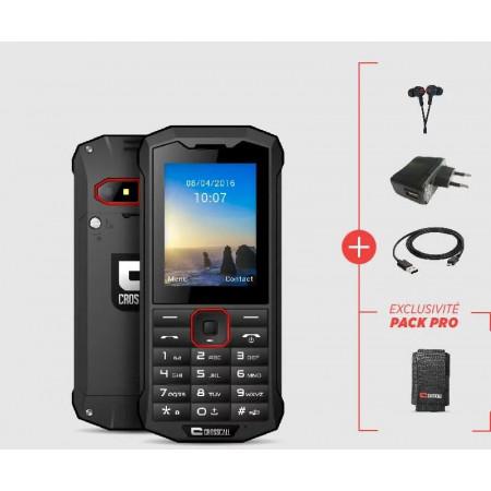 Téléphone portable SPIDER-X4 CROSSCALL