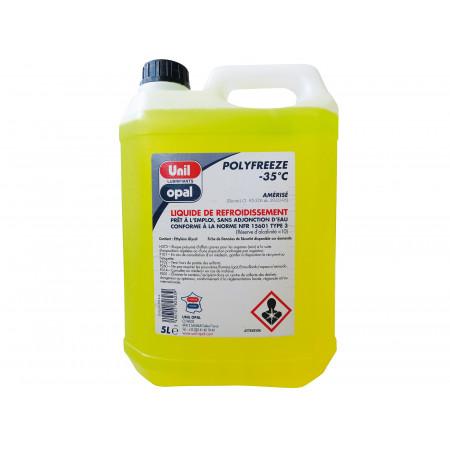 Liquide de refroidissement UNILOPAL POLYFREEZE -35° 20L