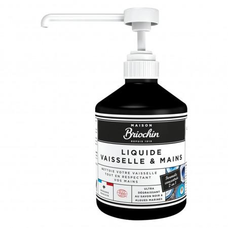 Liquide vaisselle et main 500ml MAISON BRIOCHIN