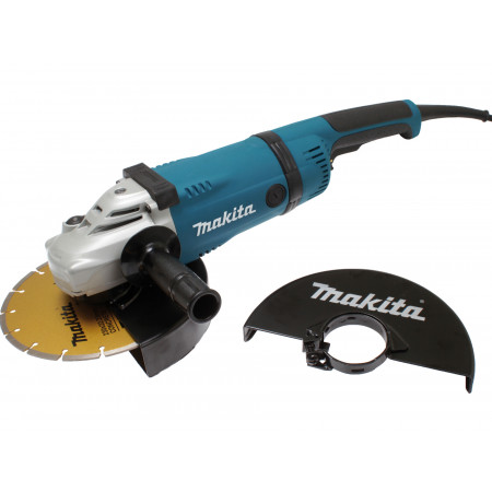 Meuleuse 230mm 2400W MAKITA GA9030KDX2