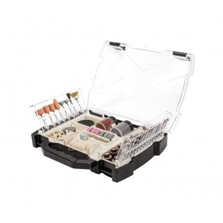 Mallette 100 accessoires pour mini-outil multifonctions