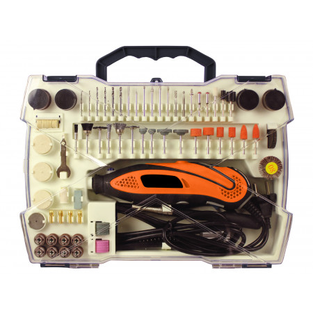 Mini-outil 130W + 190 accessoires