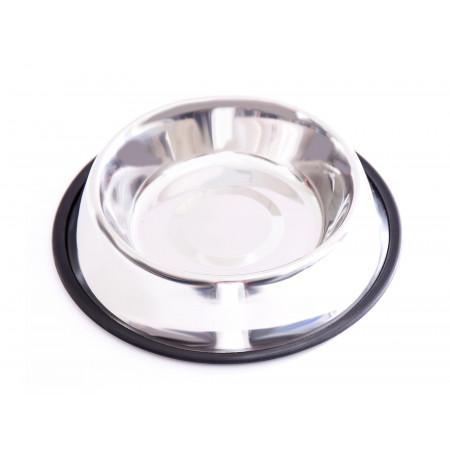 Gamelle inox antidérapante 1,80L