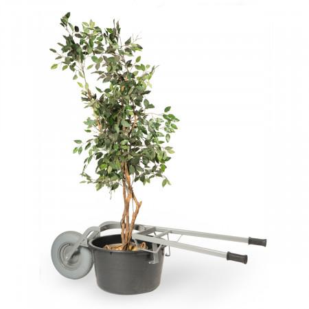 Brouette pour transport de plantes et arbustes MATADOR
