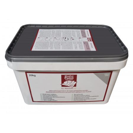 Matériau de jointoiement Weatherpoint 365 20kg Gris