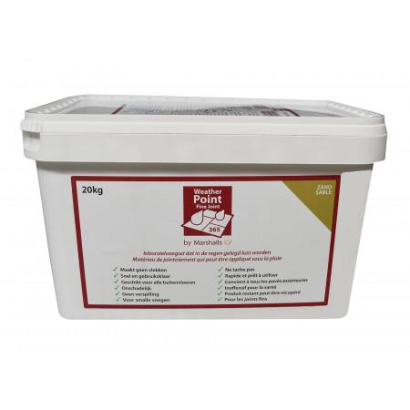 Matériau de jointoiement Weatherpoint 365 20kg Sable