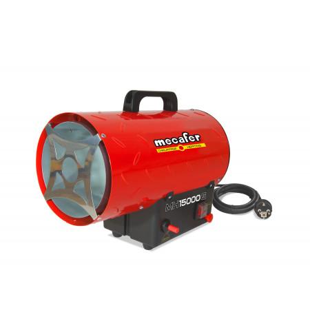 Chauffage d'atelier au gaz 15kW MECAFER MH15000G