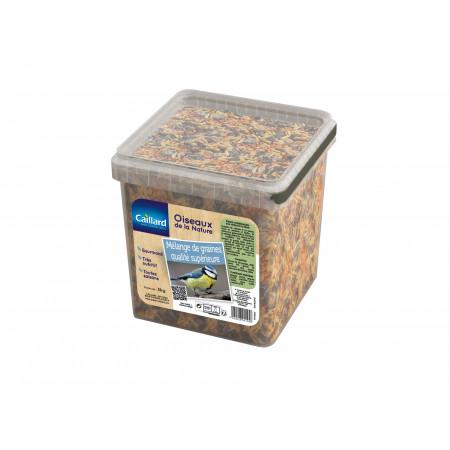 Mélange de graines qualité supérieure 3kg