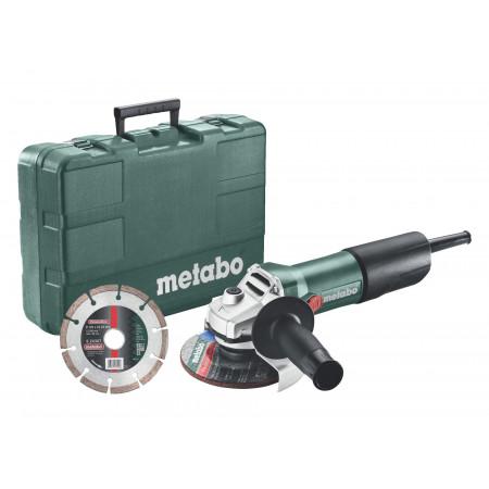 Meuleuse d'angle 125 mm W850-125 Set METABO