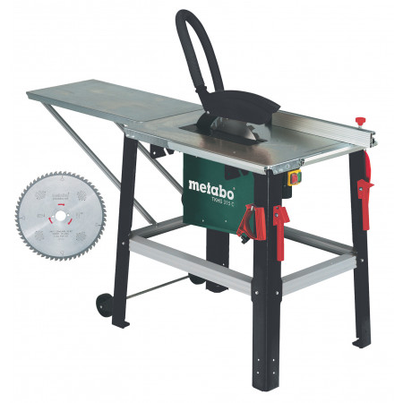 Scie circulaire sur table METABO TKHS 315 C 2,0 WNB