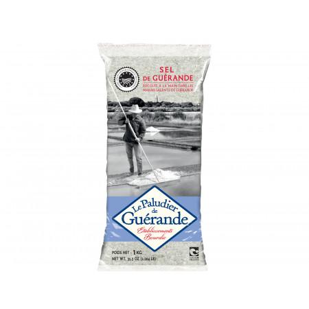 Gros sel de Guérande sachet de 1kg