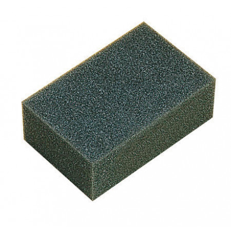 Eponge grise de cimentier 17x11cm
