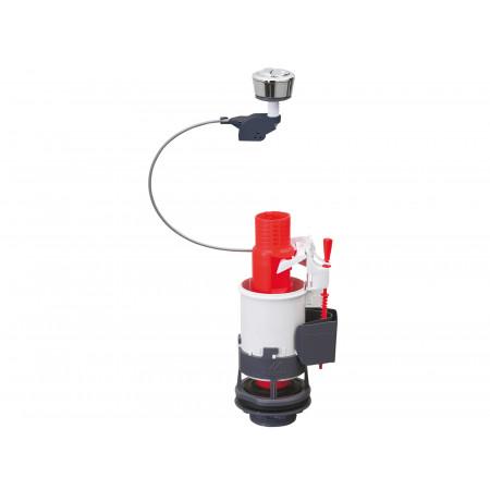 MW2 mécanisme WC double chasse à câble