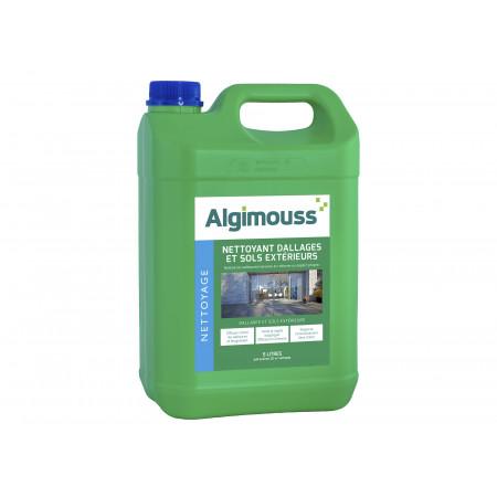 Nettoyant sols extérieurs dallages Alginet 5L