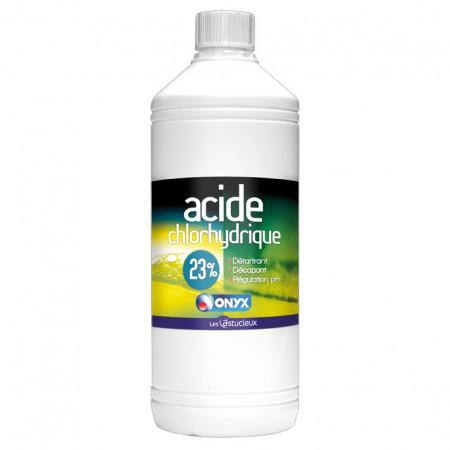 Acide chlorhydrique 23% 1L