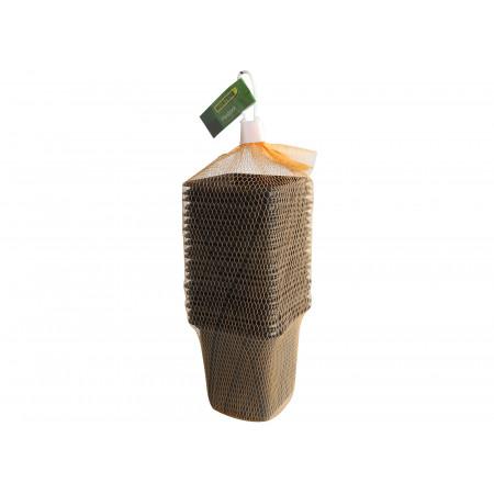 Pot plastique 7x7cm x20
