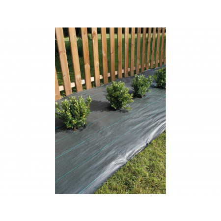 Toile de paillage WEEDSOL 1,25x25m vert