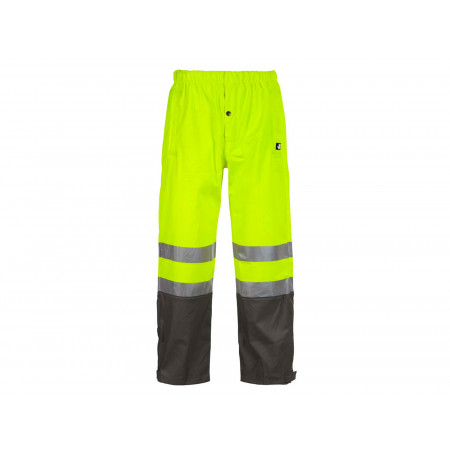 Pantalon de pluie Haute Visibilité Griffis Jaune