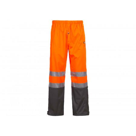 Pantalon de pluie Haute Visibilité Griffis Orange