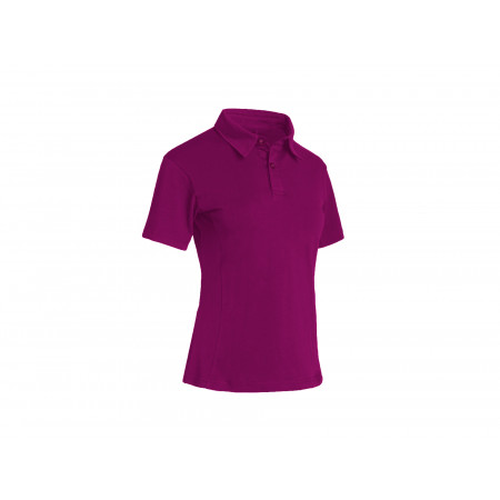 Polo femme NORTH WAYS Inès Fuchsia