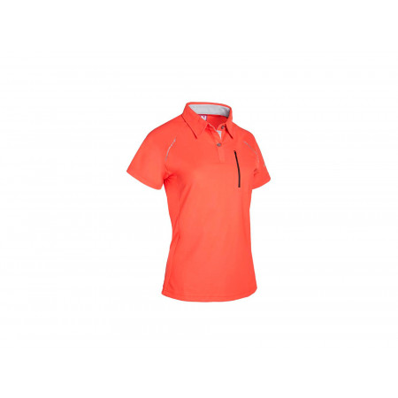 Polo femme NORTH WAYS Solène Corail