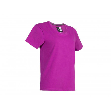 T-shirt femme NORTH WAYS Romane fuchsia