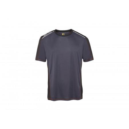 T-Shirt NORTHWAYS Halley gris/noir