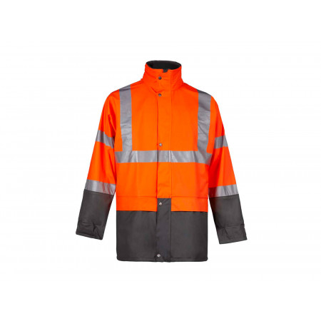 Veste Haute Visibilité NORTH WAYS Bandit Orange