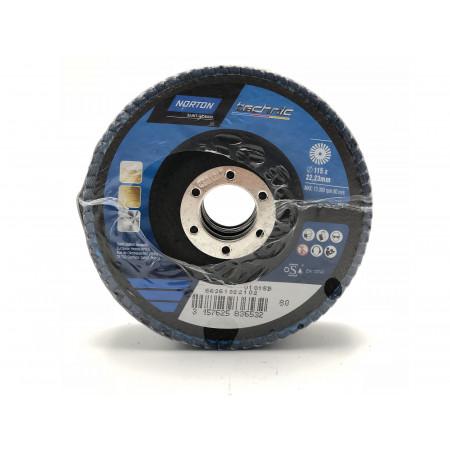 Disque de meulage à lamelles Technic Ø115 GR80
