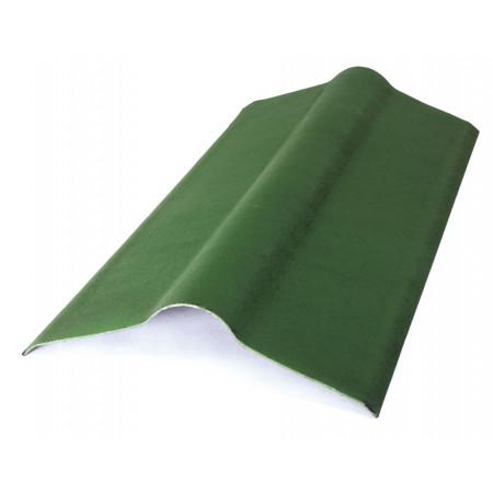 Faîtière Easyline Onduline vert intense 1m