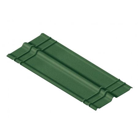 Faîtière standard vert 1m