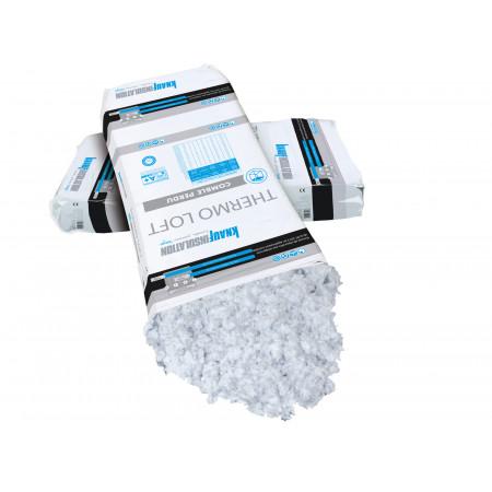 Laine de verre minérale à souffler Thermo Loft