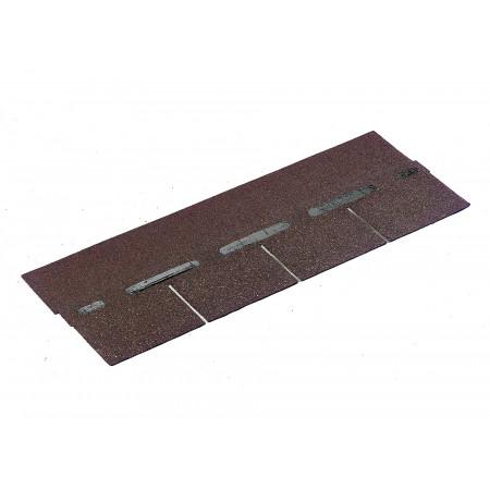 Plaque Bardotoit brun 3m²