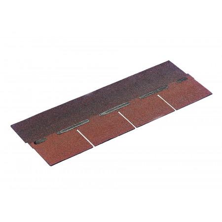 Plaque Bardotoit rouge 3m²