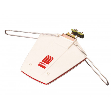 Antenne caravane amplifiée UHF-VHF