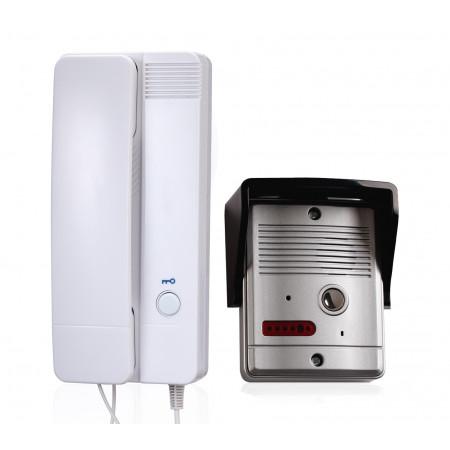 Interphone audio-vidéo filaire
