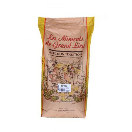 Orge Les Aliments de Grand Lieu 25kg